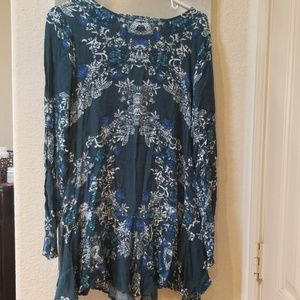Preowned free people blouse